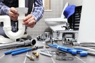 Plombier pour installation et réparation de plomberie