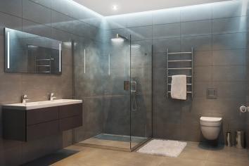 Plombier pour création de salle de bain